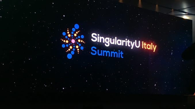 SingularityU Summit Italia