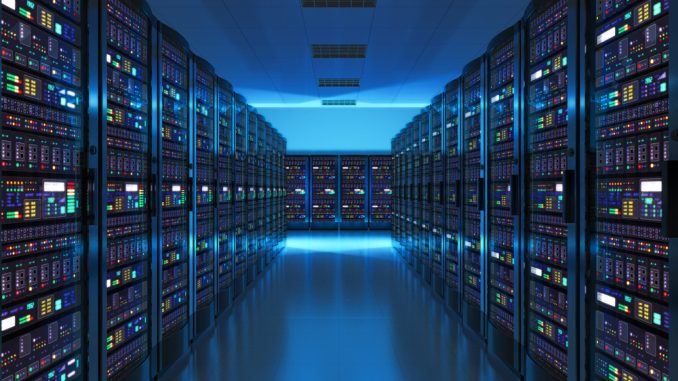 Supercomputer Data Center