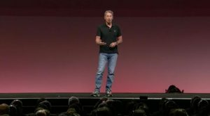 Larry Ellison Oracle Open World 2017