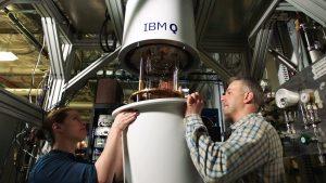 Computer Quantistico IBM Q