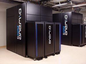 computer quantistico D-Wave 2000Q