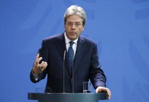 Paolo Gentiloni al World Economic Forum
