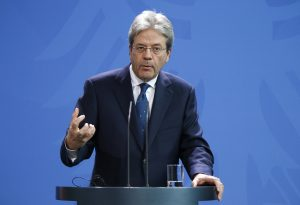 Paolo Gentiloni al World Economic Forum
