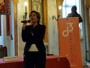 Silvia Candiani Amministratore Delegato Microsoft Italia