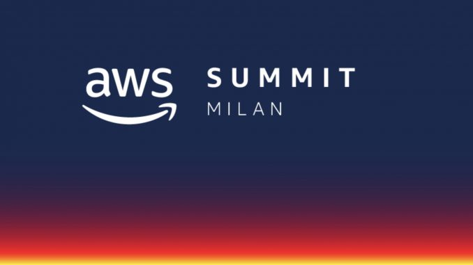 AWS Summit 2018 Milano