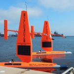 I droni-barca che monitorano gli oceani