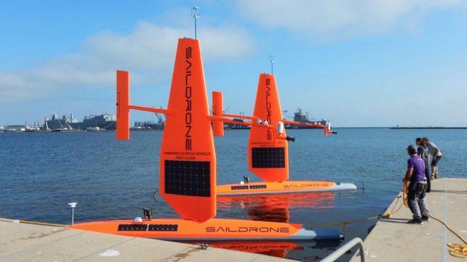 Droni-barca