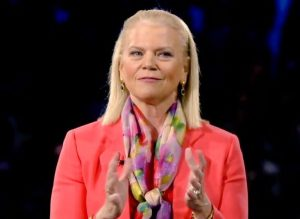 Ginni Rometty CEO IBM