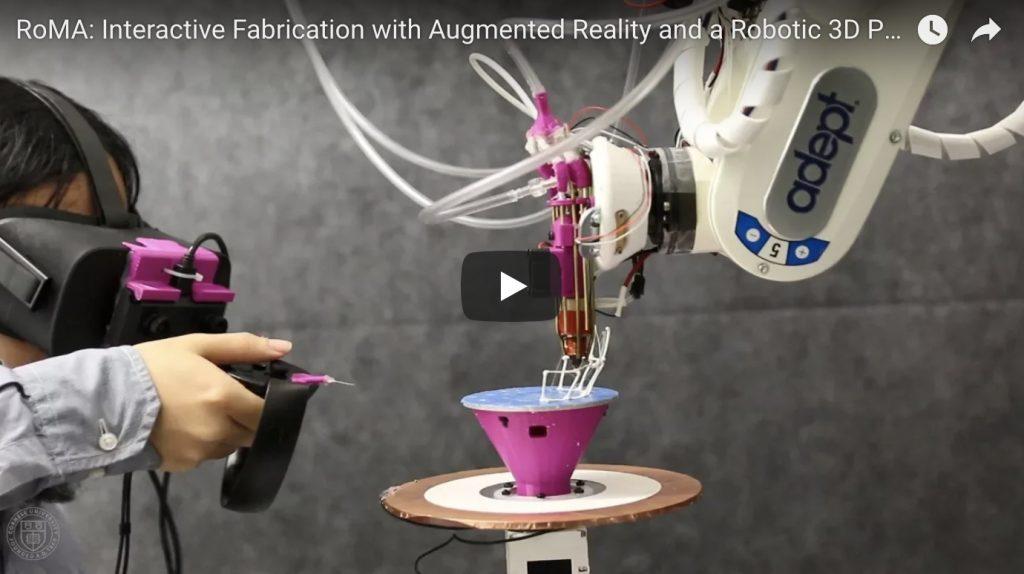 RoMA Stampa 3D