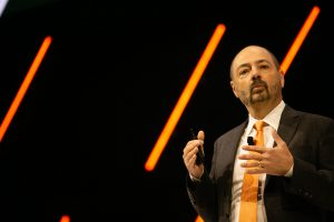 Charlie Giancarlo, CEO di Pure Storage