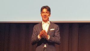 Stefano Maio, Country Sales Leader Big Data, Analytics & ML di Oracle Italia
