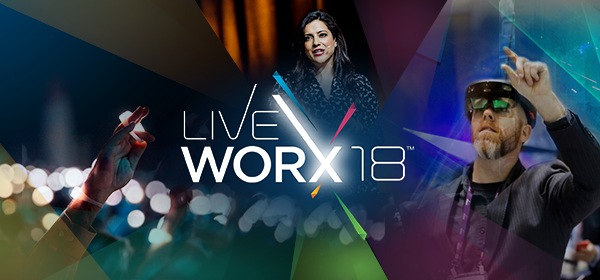 Augmented Reality al PTC LiveWorx2018