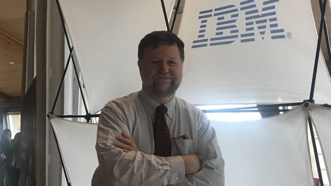 quantum computing: Bob Sutor, IBM