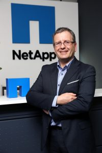 Roberto Patano, Senior Manager Solutions Engineering di NetApp Italia