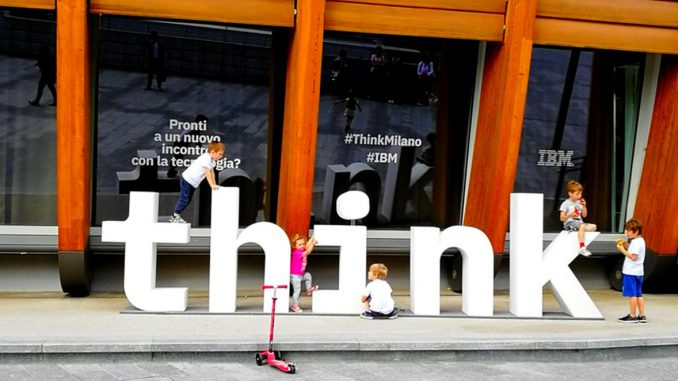 IBM Think Milano