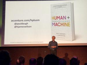 Paul Daughery - Human + Machine Book