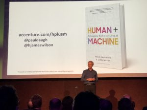 Paul Daughery - Human + Machine Book