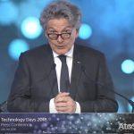 Atos Technology Days 2018: è il momento giusto per investire e adottare l'AI