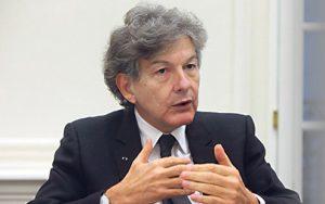 Thierry Breton - CEO di Atos
