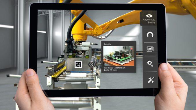 Realtà aumentata in ambito industriale