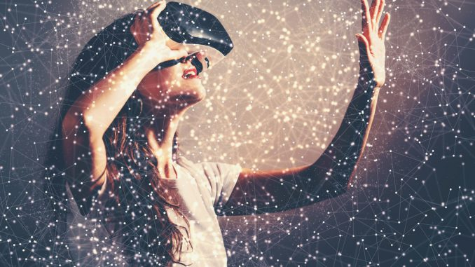 Visore di realtà virtuale