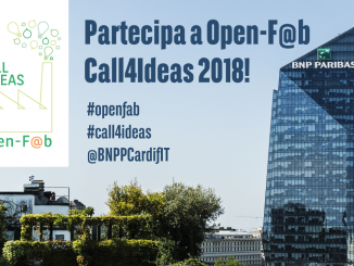 Open-F@b Call4Ideas 2018