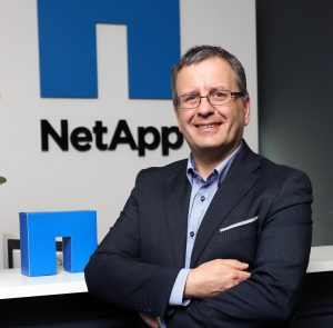 Roberto Patano, Senior Manager Solution Engineering di NetApp Italia