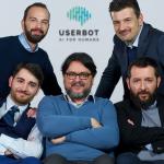 Userbot: la startup che coniuga intelligenza artificiale e umana raccoglie oltre mezzo milione di Euro (nel primo semestre 2018)