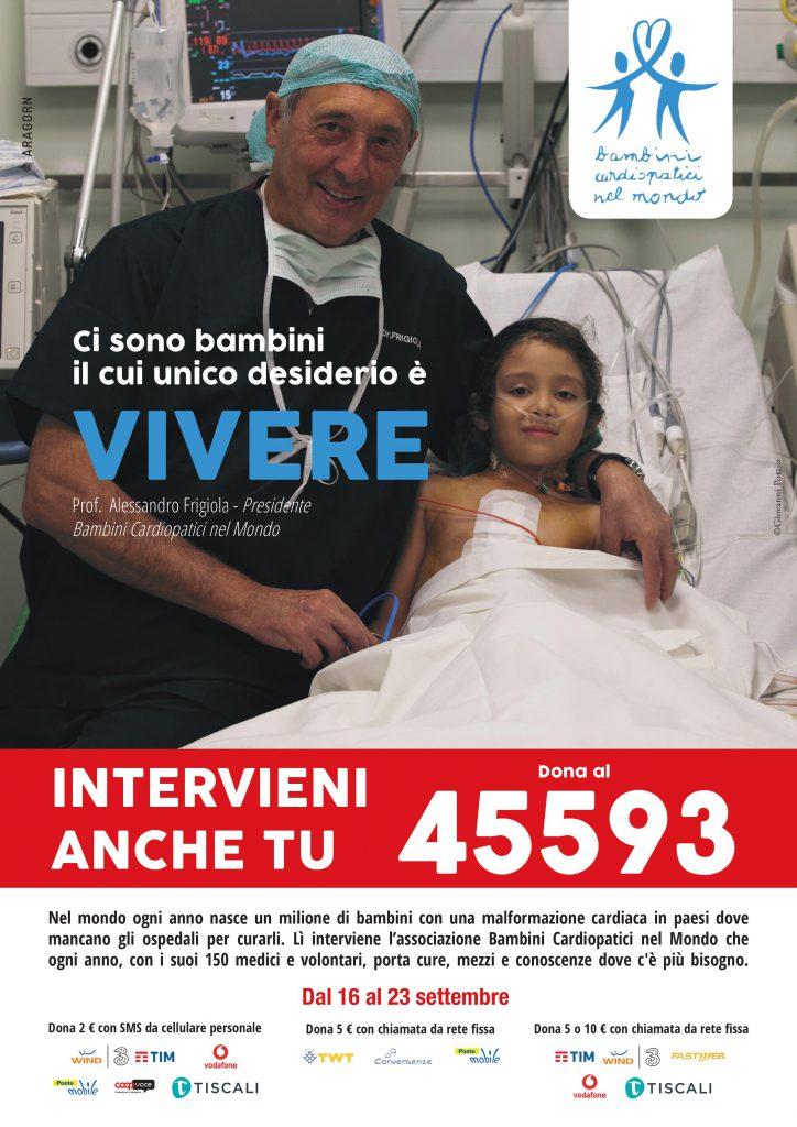 Bambini Cardiopatici nel Mondo - Campagna 2018