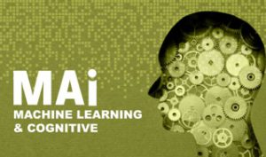MAI Machine Learning - Cognitive