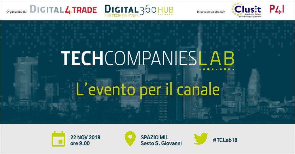 Tech Companies Lab 2018