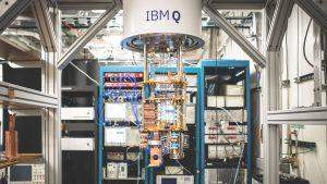 IBM Q il computer quantistico di IBM