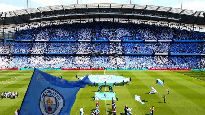 Manchester City Stadio