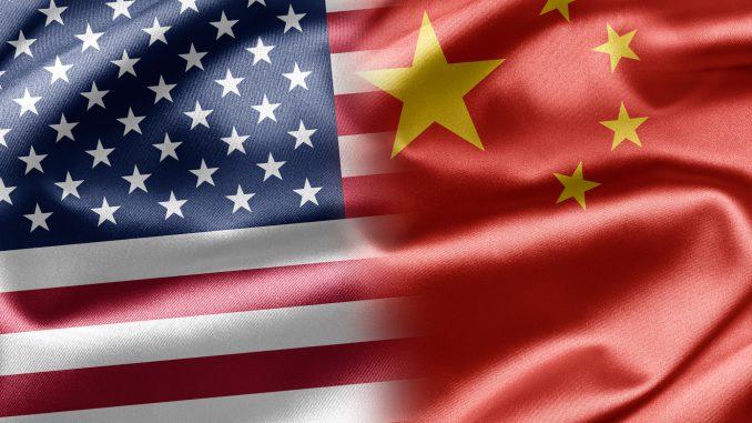 China USA - The battle for AI