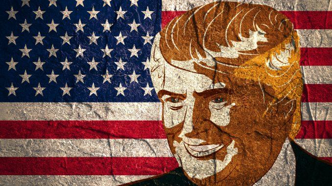Donald Trump - America First