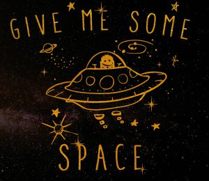 Give me some space