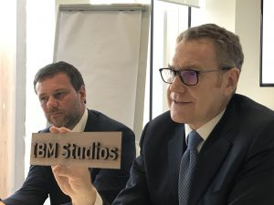 IBM Studios, Enrico Cereda