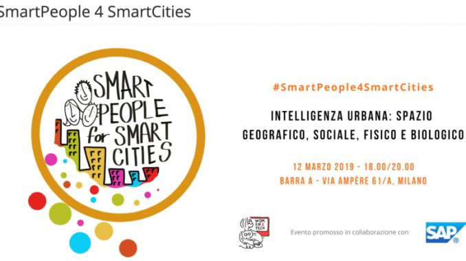 Intelligenza urbana - SmartPeople4SmartCities