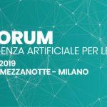 Intelligenza artificiale per le imprese: la missione della prima edizione di AI Forum