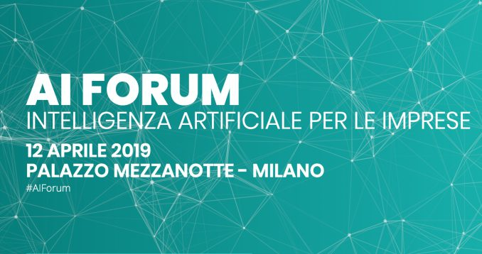 AI Forum 2019