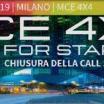 AAA startup cercasi: chiude il 5 aprile la call MCE 2019
