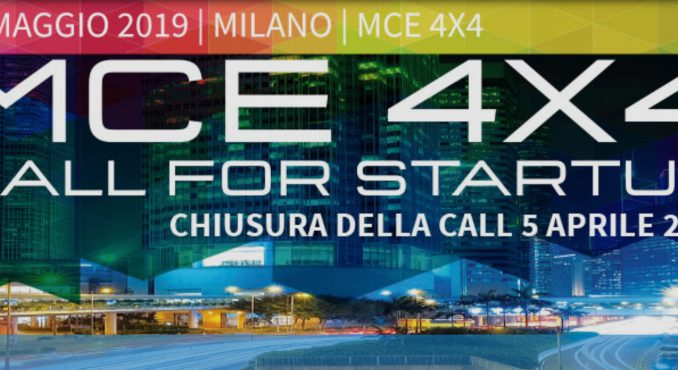 Startup call MCE 4x4