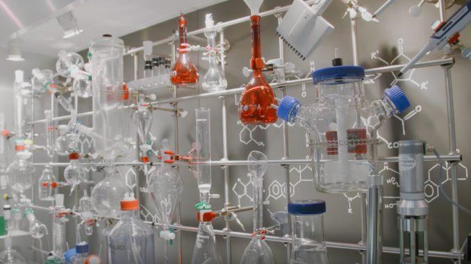 Intelligenza Artificiale nella chimica