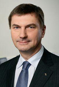 UE - Andrus Ansip