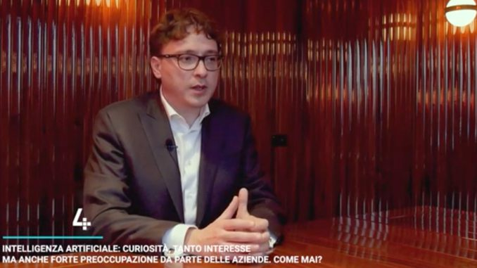 Alessandro La Volpe, Vice President Cloud and Cognitive, IBM Italia