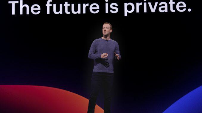 Facebook F8 - Il futuro è privato