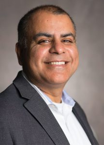Naveen Zutshi, chief information officer in Palo Alto Networks