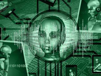 intelligenza artificiale - robot