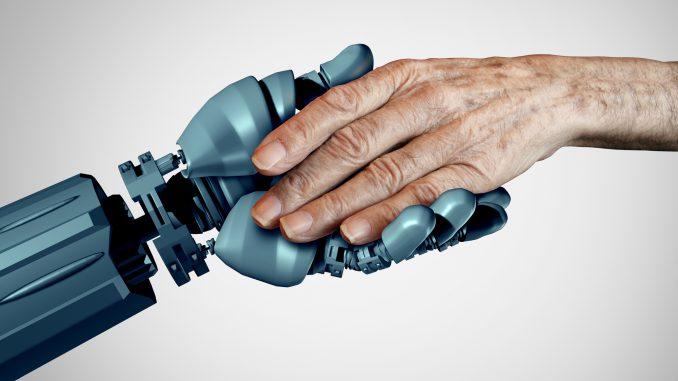 intelligenza artificiale ed healthcare - assistenza agli anziani