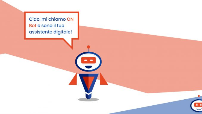 ON-Bot 2.0 - il chatbot di Teorema
